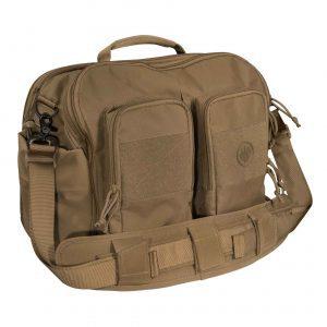 BS87100189087ZUNI TacticalMessengerBag Coyote ANGLED Square