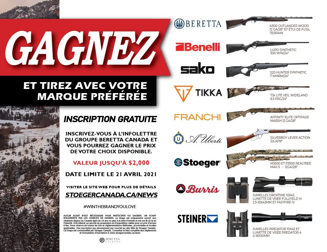 Firearms Draw 2021 Poster FR