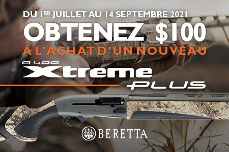 Beretta A400XP 100 Rebate 2021 300x450 Feature FR