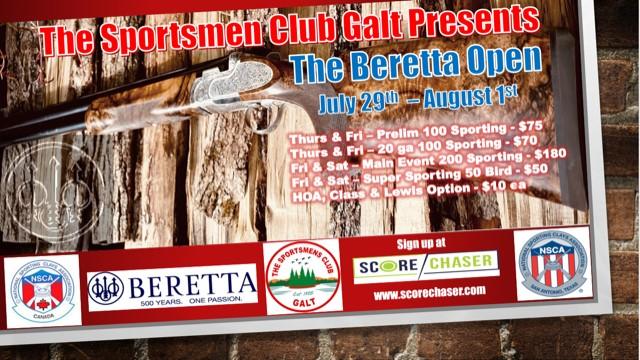 The Beretta Open