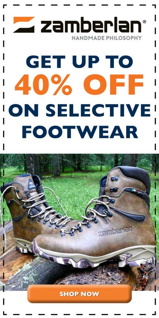 Widget Zamberlan Footwear Sale 2