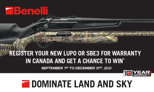 Benelli Lupo and SBE3 Draw - 500x300